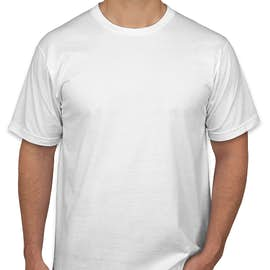 Anvil Jersey T-shirt - Color: White
