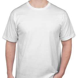 Anvil Jersey T-shirt - Color: White