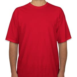 Gildan Ultra Cotton Tall T-shirt - Color: Red