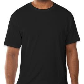 Jerzees 50/50 T-shirt - Color: Black