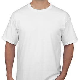 Canada - Gildan Ultra Cotton T-shirt - Color: White