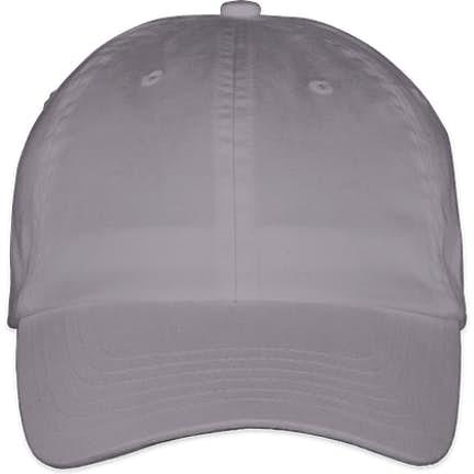 c16e510095a ... Valucap Bio-Washed Hat - Color  Gray ...
