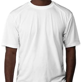 Badger B-Dry Performance Shirt - Color: White