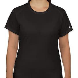 Badger B-Dry Women's Performance Shirt - Color: Black