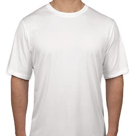 Champion Short Sleeve Performance Shirt - Color: White