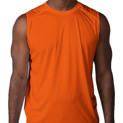 70c5e11592026 ... Badger B-Dry Sleeveless Performance Shirt - Color  Burnt Orange ...
