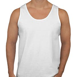 Canada - Gildan Ultra Cotton Tank - Color: White