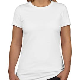 Bella + Canvas Juniors Favorite T-shirt - Color: White