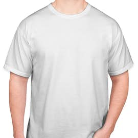 Comfort Colors 100% Cotton T-shirt - Color: White
