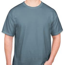 Comfort Colors 100% Cotton T-shirt - Color: Ice Blue