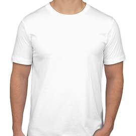 Canada - Bella + Canvas Jersey T-shirt - Color: White