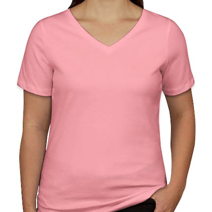 5df1ce734 ... Canada - Bella + Canvas Women's V-Neck T-shirt - Color: ...