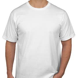 Canada - Anvil Jersey T-shirt - Color: White