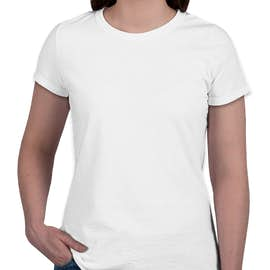 Jerzees Women's 50/50 T-shirt - Color: White