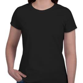 Jerzees Women's 50/50 T-shirt - Color: Black