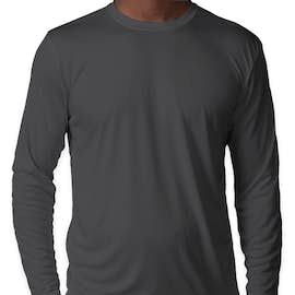 Sport-Tek Competitor Long Sleeve Performance Shirt - Color: Iron Grey