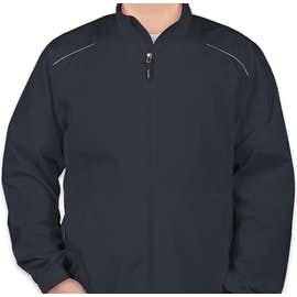 Core 365 Lightweight Full Zip Jacket - Color: Classic Navy