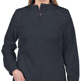Core 365 Women's Lightweight Full Zip Jacket - Color: Classic Navy