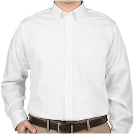 Van Heusen Baby Twill Dress Shirt - Color: White