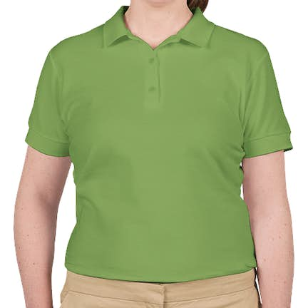 15aa9459f Custom Women's Polos - Design Your Own at CustomInk.com