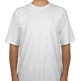 Canada - Gildan Ultra Cotton Tall T-shirt - Color: White