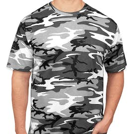 Canada - Code 5 Camo T-shirt - Color: Urban Woodland