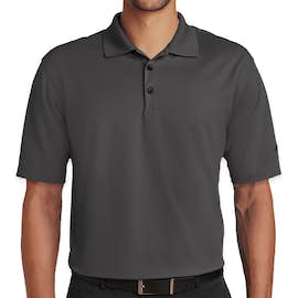 Nike Golf Dri-FIT Micro Pique Performance Polo - Color: Anthracite