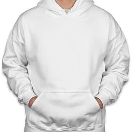 Canada - Gildan Dryblend® 50/50 Pullover Hoodie - Color: White