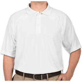 CornerStone Snag-Proof Tactical Polo - Color: White