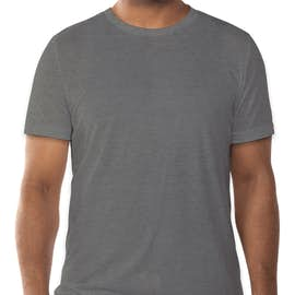 Bella + Canvas Tri-Blend T-shirt - Color: Grey Tri-Blend