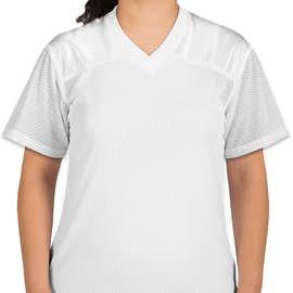 Teamwork Women's Overtime Replica Jersey - Color: White