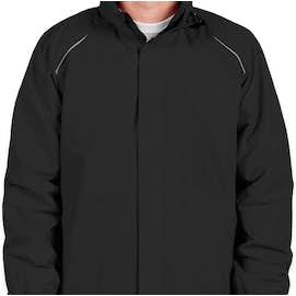 Core 365 Fleece Lined All-Season Jacket - Color: Black