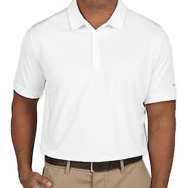 Nike Golf Dri-FIT Smooth Performance Polo - Color: White