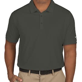 Nike Golf Dri-FIT Smooth Performance Polo - Color: Anthracite