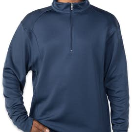 Nike Golf Sport Quarter Zip Pullover - Color: Starlight