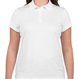 Hanes Women's Cool Dri Performance Polo - Color: White