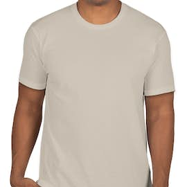 Next Level Sueded T-shirt - Color: Sand