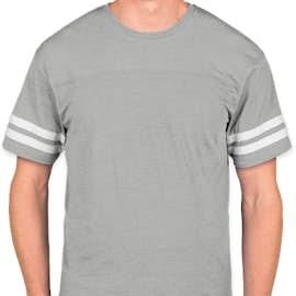 LAT Varsity T-shirt - Color: Vintage Heather