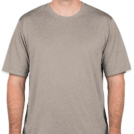 Sport-Tek Heather Performance Shirt - Color: Vintage Heather