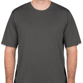 Sport-Tek Heather Performance Shirt - Color: Graphite Heather