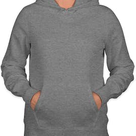 Sport-Tek Premium Women's Pullover Hoodie - Color: Vintage Heather