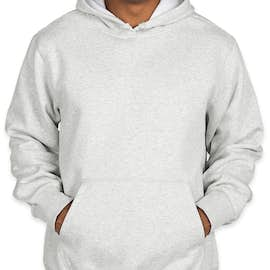 Sport-Tek Premium Pullover Hoodie - Color: Athletic Heather