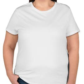 Hanes Women's Just My Size Plus T-shirt - Color: White