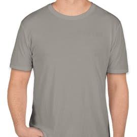 Threadfast Lightweight Pigment Dyed T-shirt - Color: Grey
