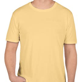 Threadfast Lightweight Pigment Dyed T-shirt - Color: Butter