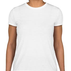 Gildan Women's Soft Jersey Performance Shirt - Color: White