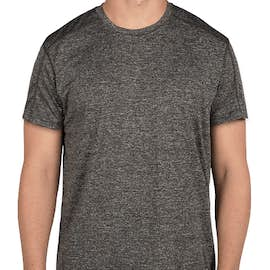Rawlings Heather Performance Shirt - Color: Heather Charcoal