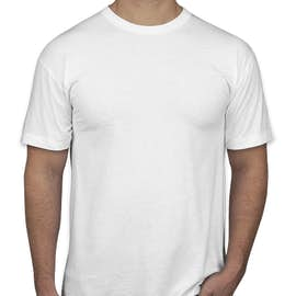 American Apparel 50/50 T-shirt - Color: White