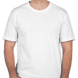 American Apparel Organic Jersey T-shirt - Color: White