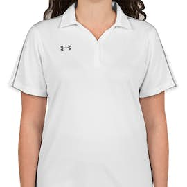 Under Armour Women's Tech Polo - Color: White